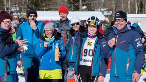 Bezirkscup Slalom Flattach 16.02.2019